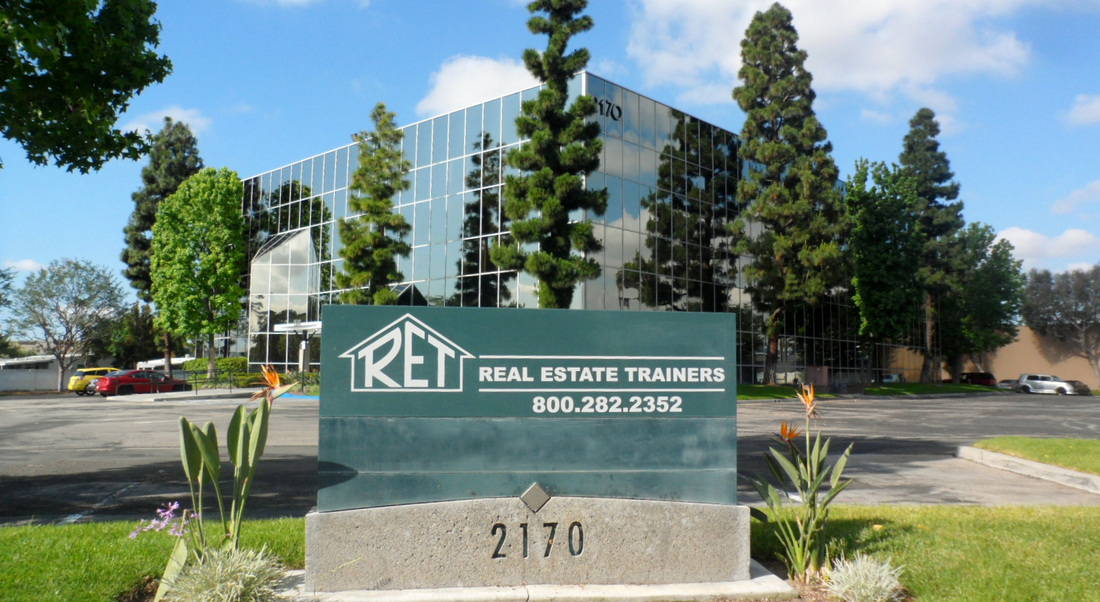 Corporate Office in Anaheim | RET - Real Estate Trainers ...
