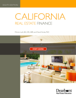 Re broker license ca